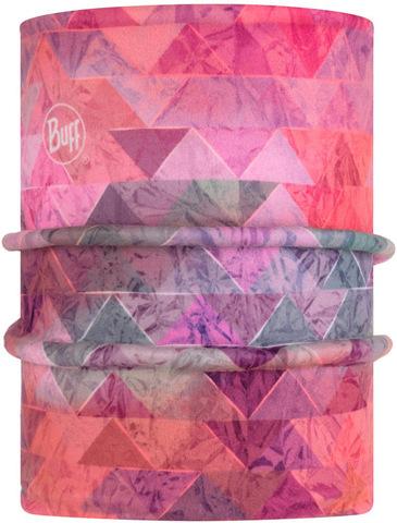 Двойной флисовый шарф-труба детский Buff Neckwarmer Polar Reversible Prysma Multi фото 1