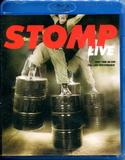 Stomp / Live (Blu-ray)