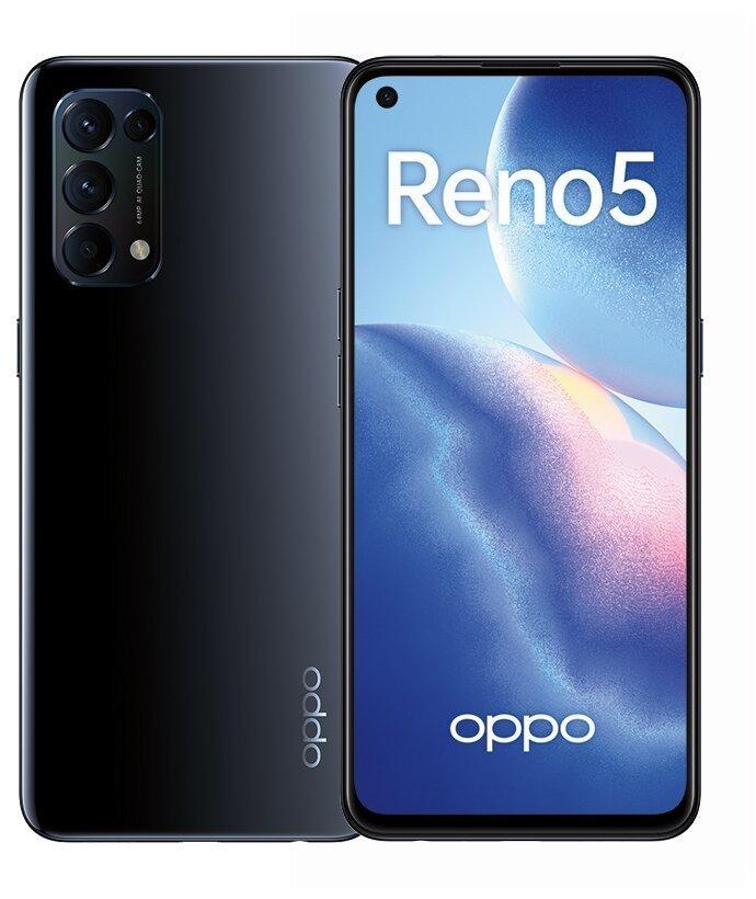 Oppo Reno 5 5G Oppo Reno 5 5G 8.128GB Starry black (Черный) black1.jpeg