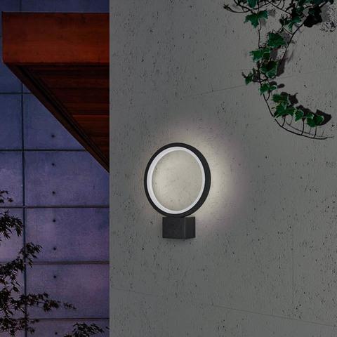 Уличный настенный светодиодный светильник 357444 серии ROCA