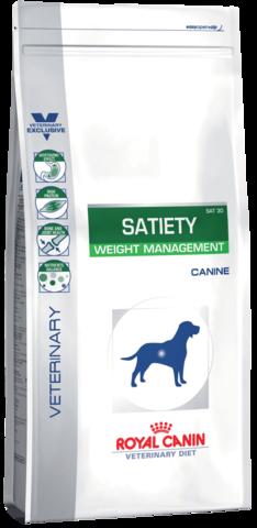 Royal Canin Satiety Weight Management SAT30 для собак с избыточным весом