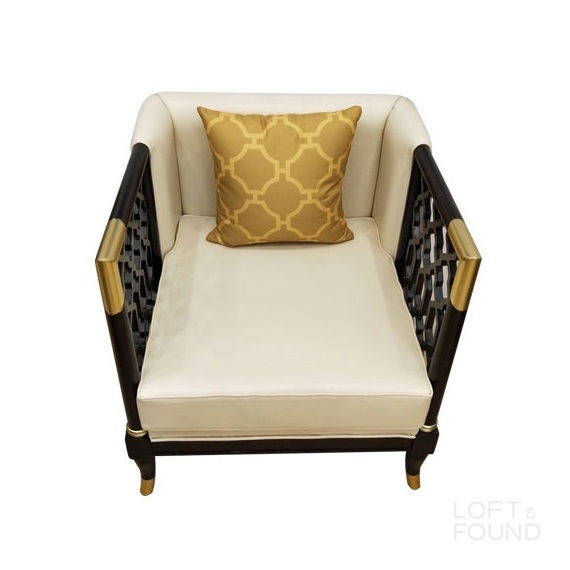 Кресло Upholstery Caracole style