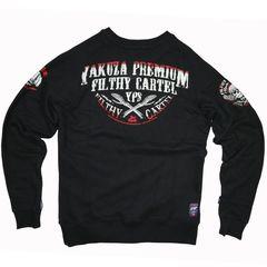 Свитшот черный Yakuza Premium 2624