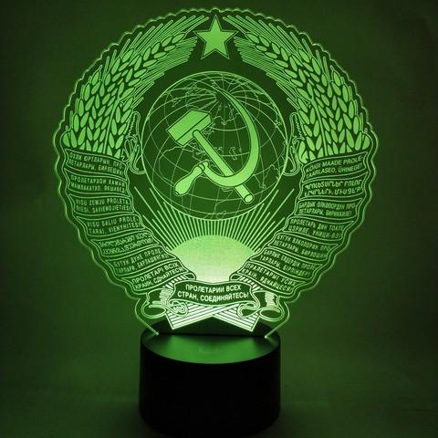 Ночник Герб СССР