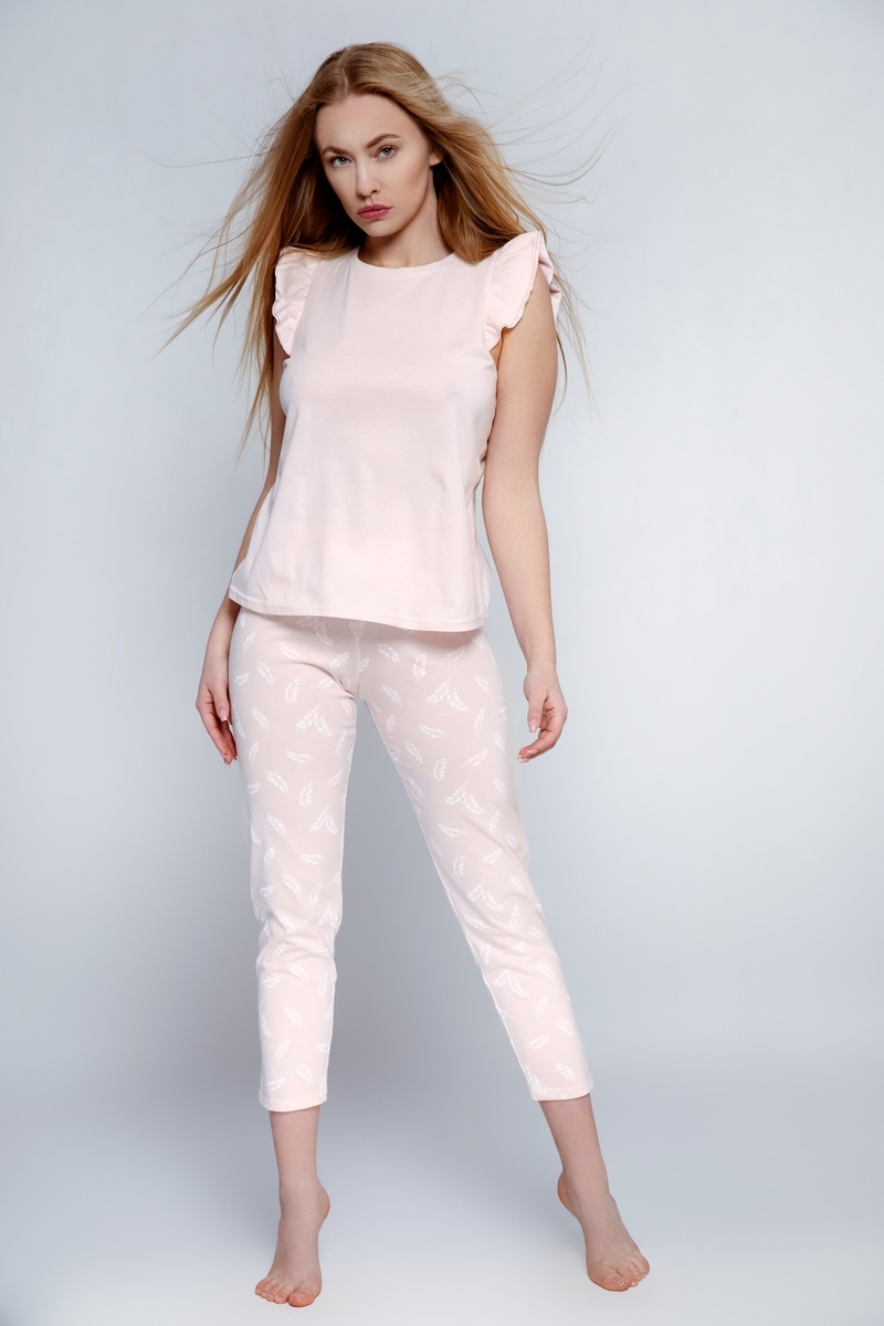 Пижама женская со штанами SENSIS FLORENCIA
