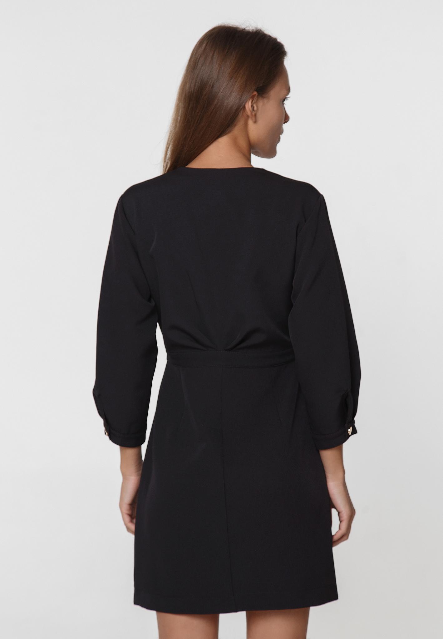 Платье Валенсия на кнопках