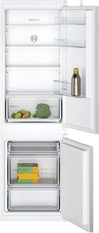 Встраиваемый двухкамерный холодильник Bosch KIV86NS20R