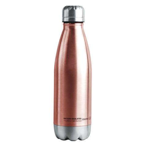 Термобутылка Asobu Central park (0,51 литра), медная