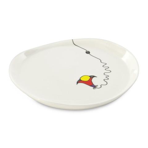 Набор 2пр тарелок круглых 22см Eclipse ornament