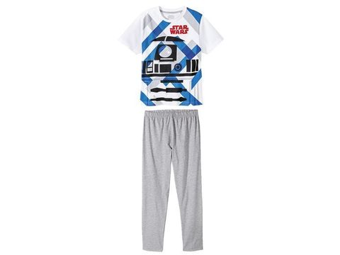 Костюм для мальчика футболка + брюки Lupilu