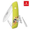 Швейцарский нож SWIZA D01 LE Spring 2018, 95 мм, 6 функций (подар. упак.)