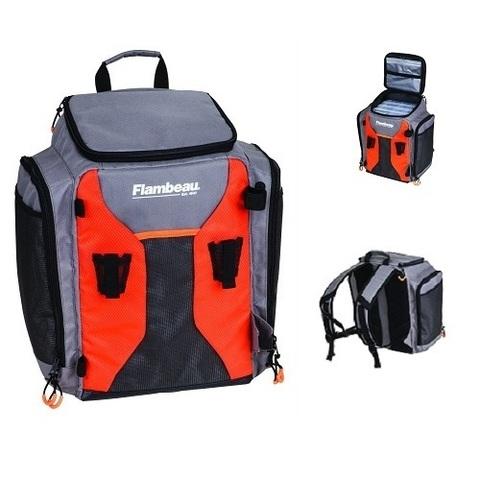 Рюкзак рыболовный с коробками Flambeau Ritual 50D BACK PACK