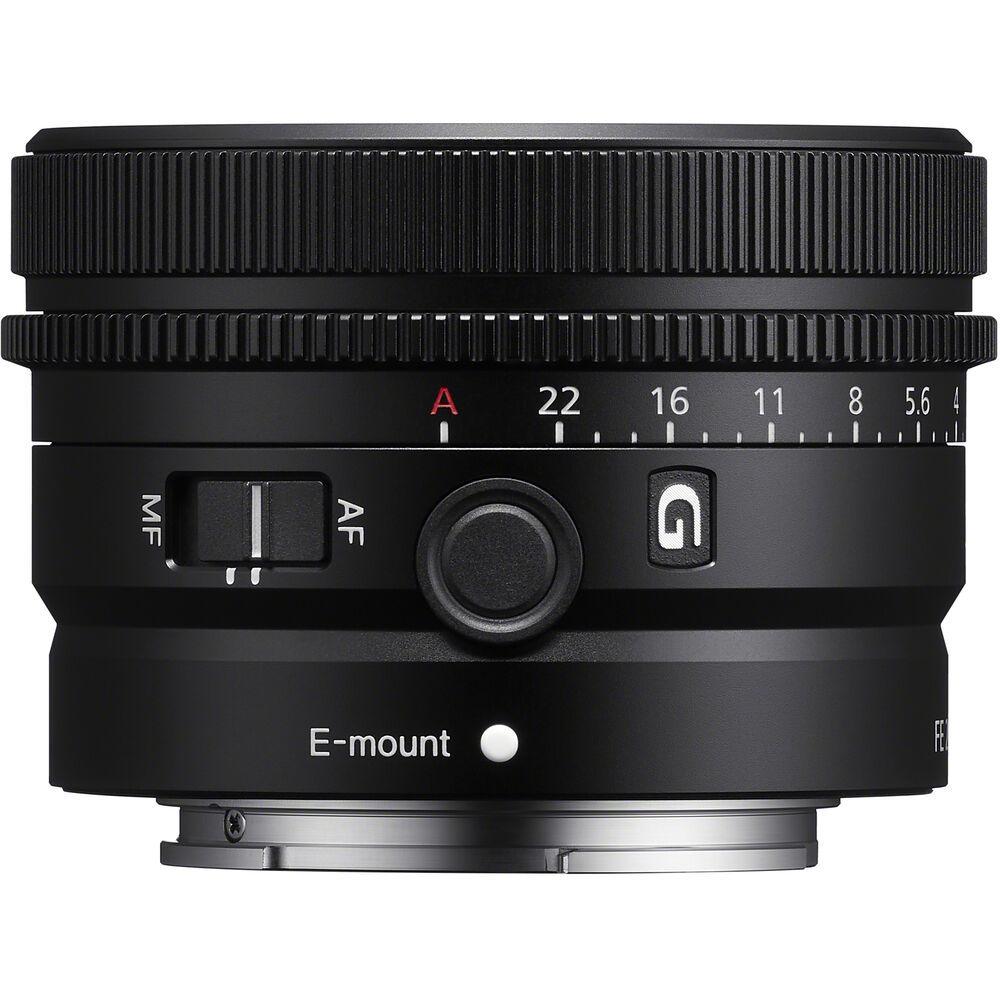 Объектив SEL-24F28G купить в интернет-магазине Sony Centre
