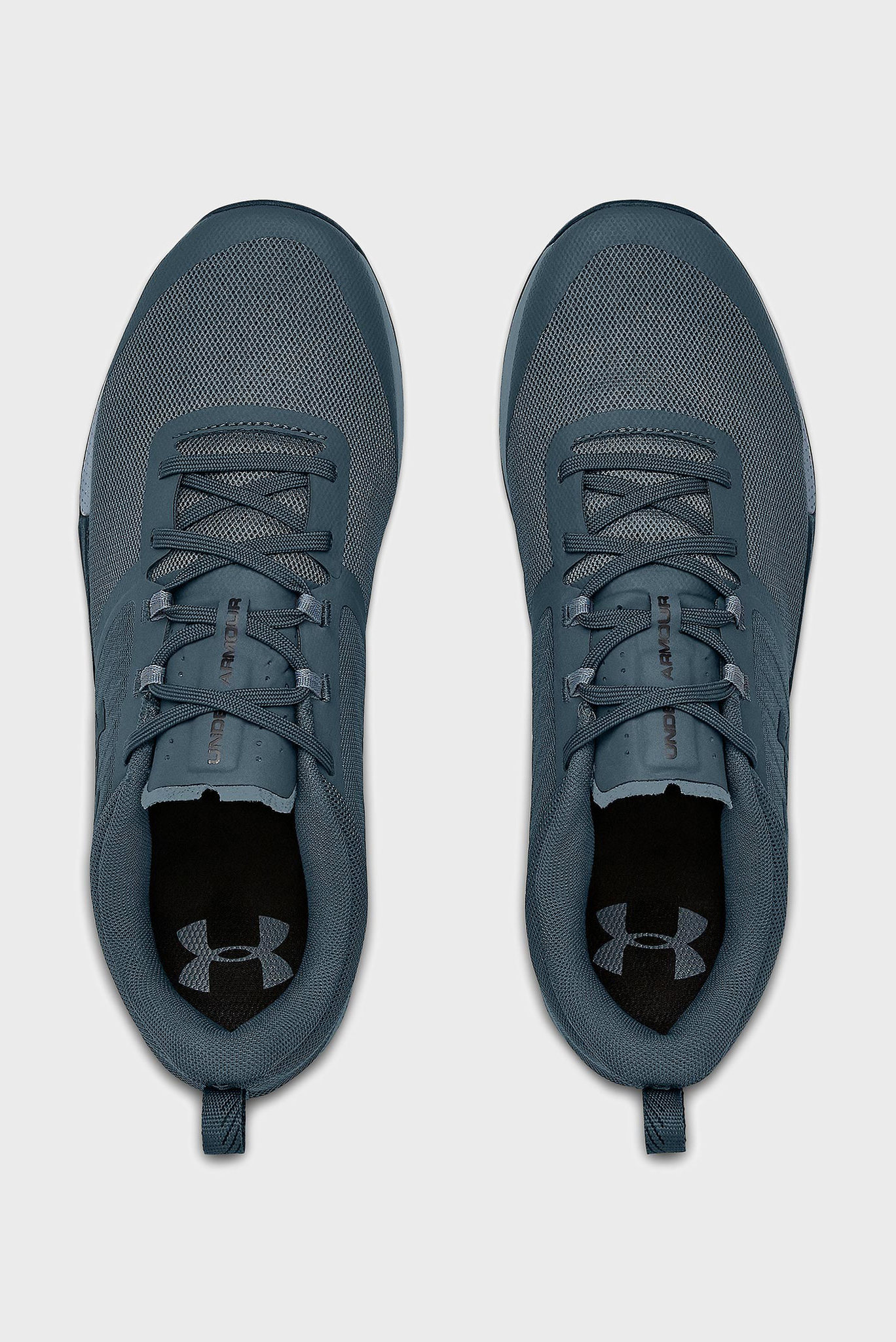 Мужские синие кроссовки UA TriBase Thrive Under Armour