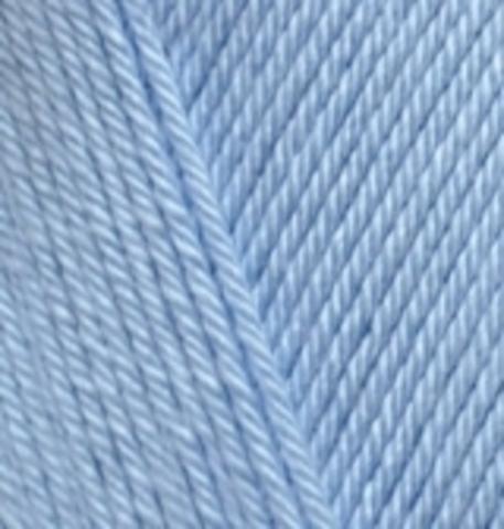Diva 350 светло-голубой Alize