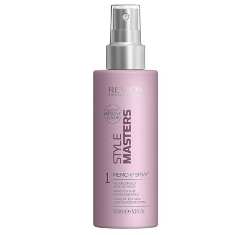 REVLON Style Masters: Спрей для укладки волос переменной фиксации (Memory Spray), 150мл