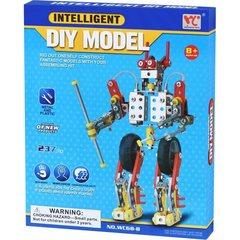 Конструктор металлический Same Toy Inteligent DIY Model 237 эл. WC68BUt