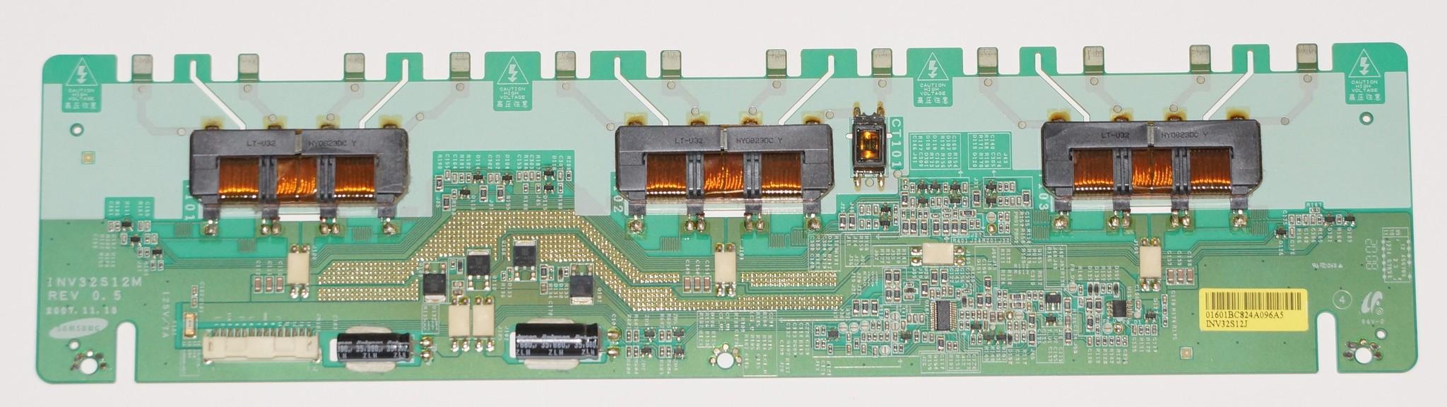 INV32S12M REV0.5 инвертор телевизора Panasonic, Toshiba