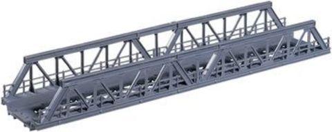 Мост фермовый - низкий, (H0)