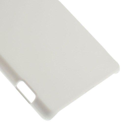 Пластиковая накладка белая для Xperia Z3 в Sony Centre Воронеж