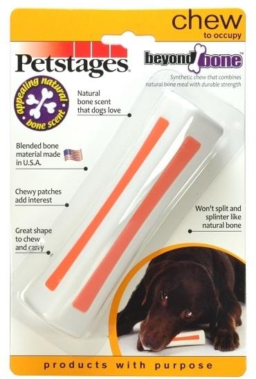 Petstages Игрушка для собак Petstages Beyond Bone, с ароматом косточки 14 см средняя 1ddfedae-e1c3-11e4-bc09-001517e97967.jpg