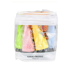 Дорожный набор CHARACTER WORLD Kakao Friends Travel Kit