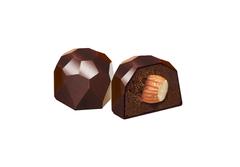 Шоколадные конфеты из кэроба с Миндалём, 60 г