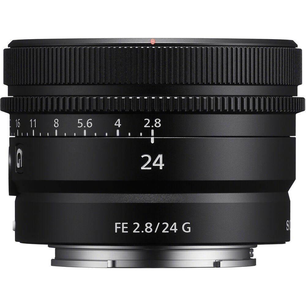 Объектив SEL-24F28G купить в фирменном магазине Sony Centre