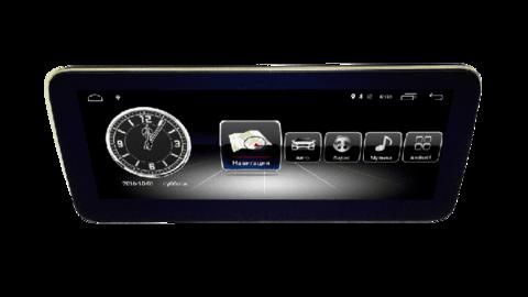 Монитор для Mercedes-Benz Class С W204 2007-2011 Android 10 4/64GB IPS 4G модель CB 7700-C