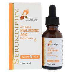 Serum \ Сыворотка  Serumdipity, Age Refining Hyaluronic Acid, Facial Serum, 1 fl oz (30 ml)