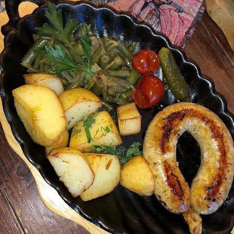 Колбаски «Тосканские»