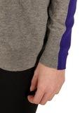 Кардиган двухцветный из шерсти и вискозы STELLA MCCARTNEY