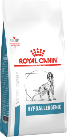 Hypoallergenic DR21 - для собак свыше 10 кг при пищевой аллергии или непереносимости