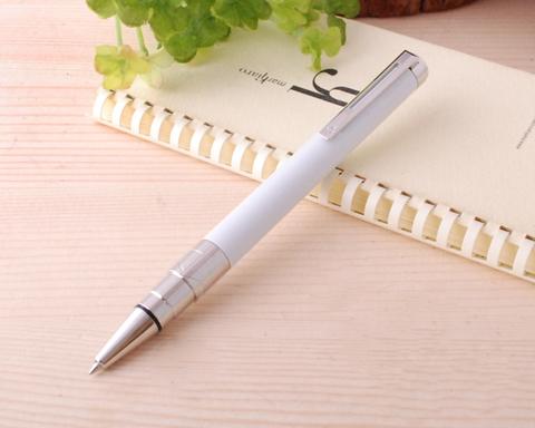 *Шариковая ручка Waterman Perspective, цвет: White CT, стержень: Mblue123