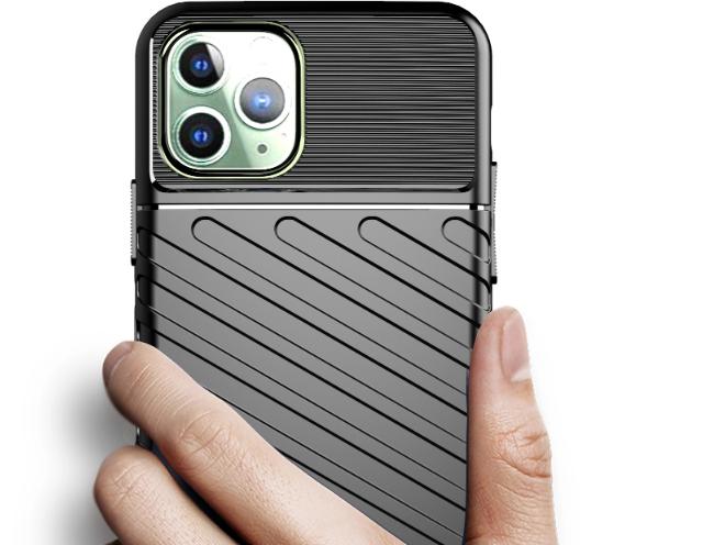 Чехол iPhone 11 Pro цвет Blue (синий), серия Onyx, Caseport