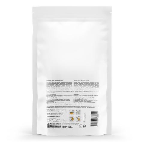Альгінатна маска з екстрактом меду Joko Blend 100 г (3)