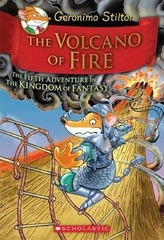 Geronimo Stilton and the Kingdom of Fantasy: Volcano of Fire 5