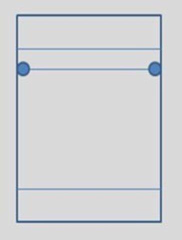 Шкаф «Лирона» 2-х створчатый