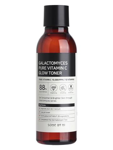 Тонер для лица ферментированный Galactomyces Pure Vitamin C Glow Toner 200ml