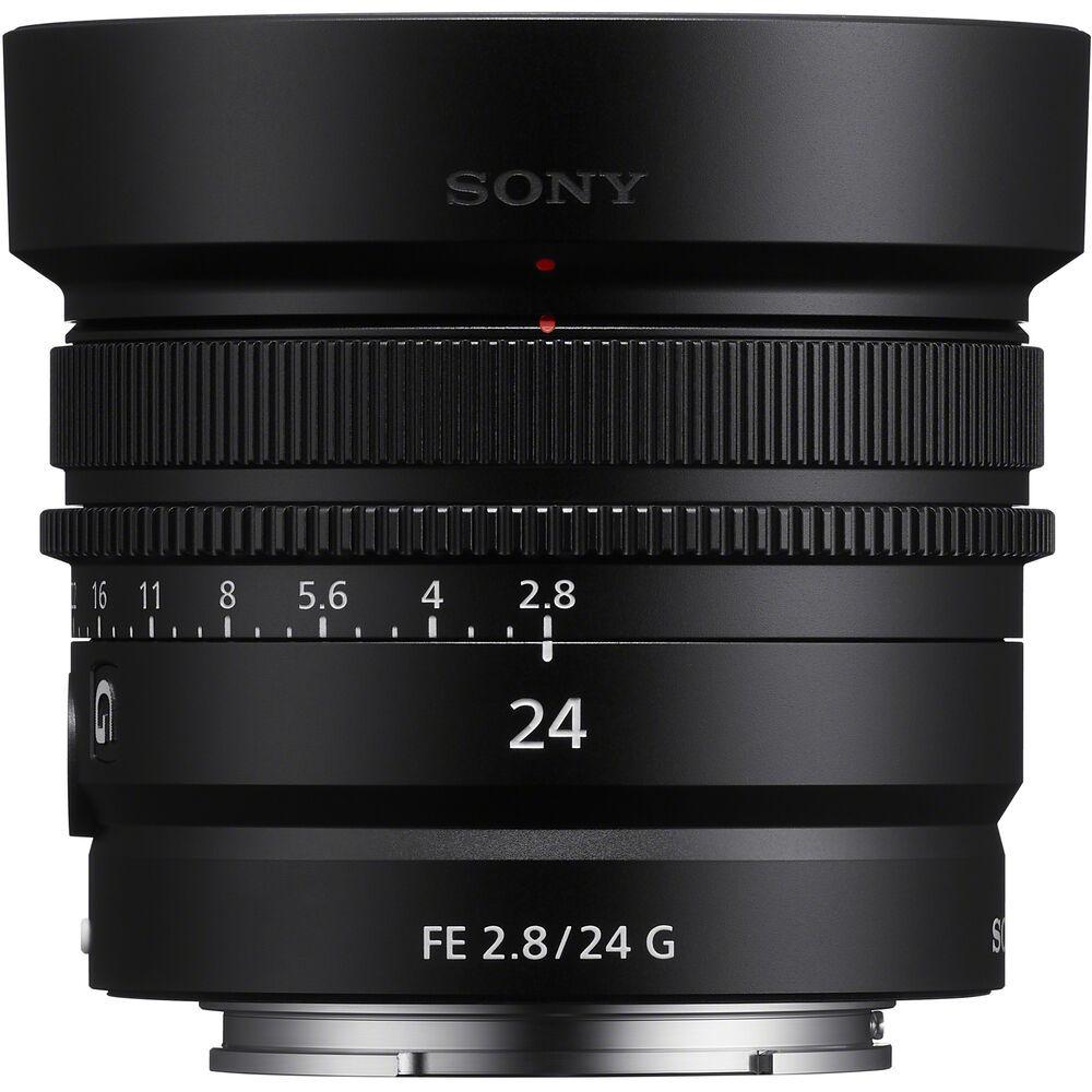 Широкоуголный объектив Sony SEL24F28G купить у официального дилера