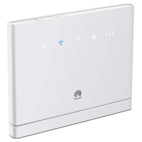 HUAWEI B315s-22/Yota центр 3G/LTE Роутер WiFi (Универсальный) белый