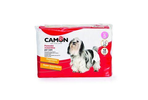 Camon Подгузники для собак, 12 шт.