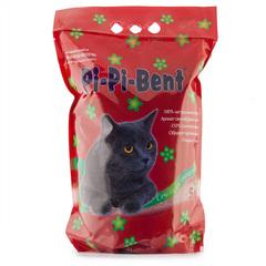 """Наполнитель для кошачьего туалета Pi-Pi-Bent """"Сенсация свежести"""" 5кг"""