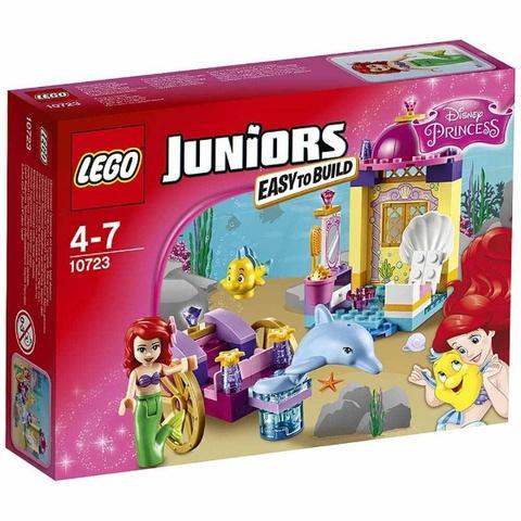 LEGO Juniors: Карета Ариэль 10723 — Ariel's Dolphin Carriage — Лего Джуниорс Подростки
