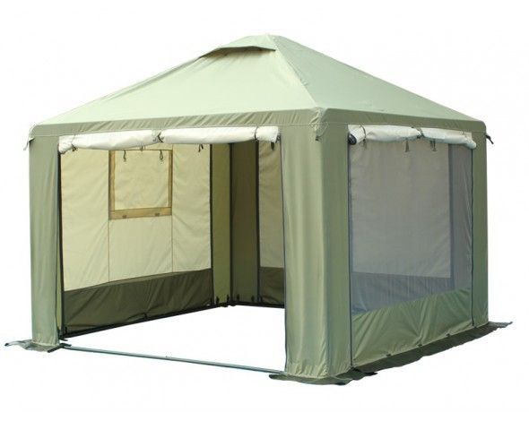 Шатер Митек Пикник-Люкс 3,0Х3,0 Ø25 мм
