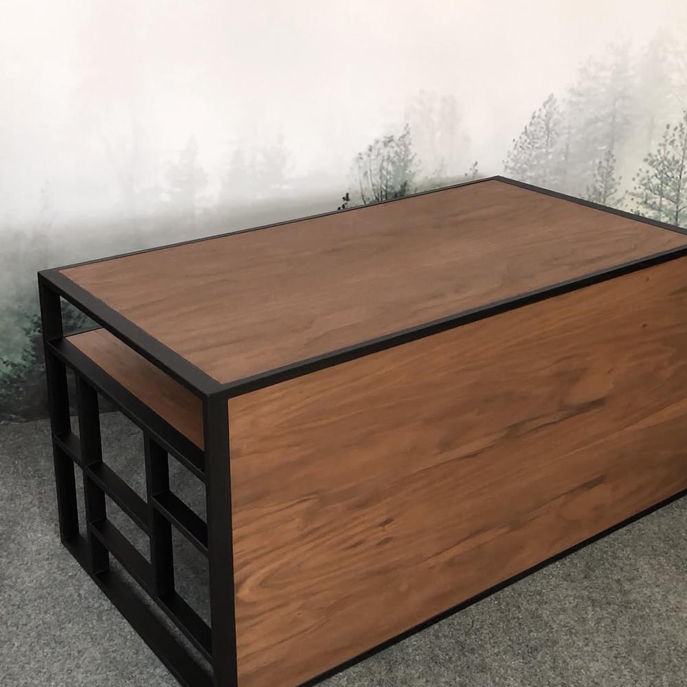 Рабочий стол Intelligent design Millenium black - вид 7