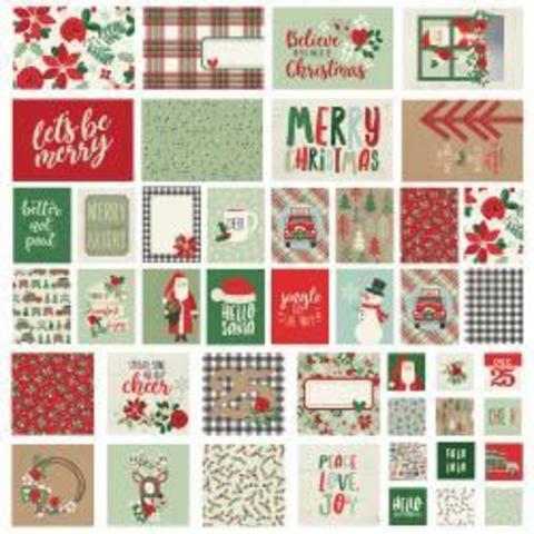 Набор карточек - Sn@p! -Merry & Bright- 48 шт.