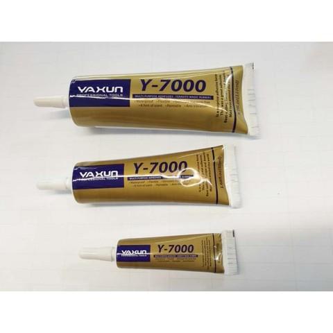 YA XUN Multi-purpose adhesive Y-7000 [15ML] MOQ:80 Liquid