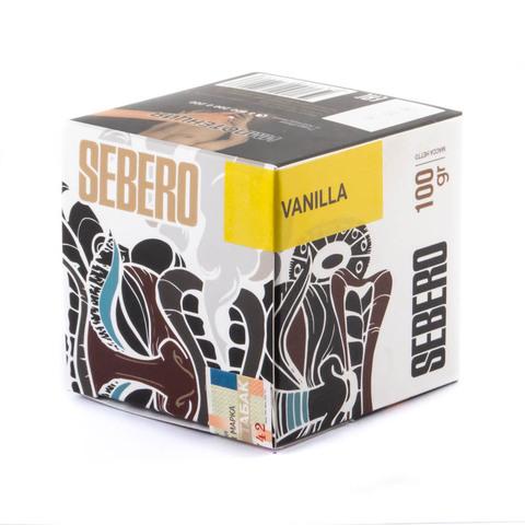 Табак Sebero Vanilla (Ваниль) 100 г