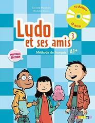 Ludo et ses amis  3 NEd Livre + CD audio